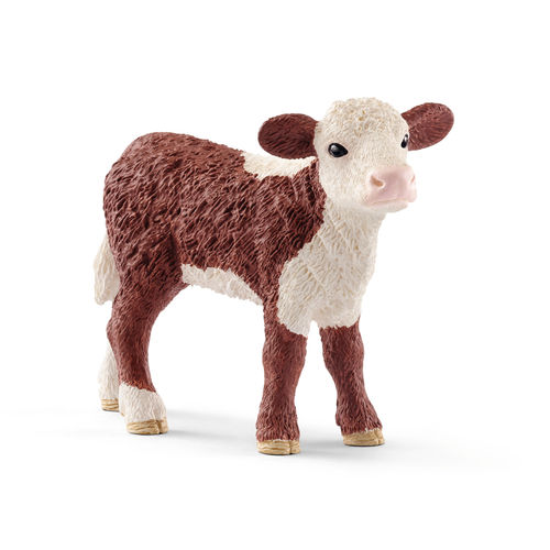 Schleich Farm World: Hereford Kalb