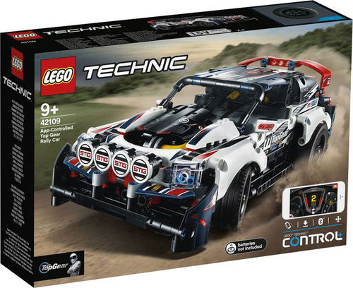Lego Technic 42109  TOP-Gear
